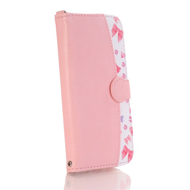 Luxury Japan Tassel Flip Case For Iphone X 8 7 6 6S Plus XR XS MAX Magnetic Wallet Leather Card Slot Pocket Stand Hand Bookcase
