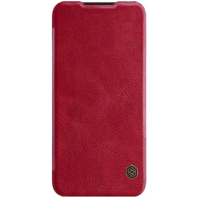 For Xiaomi Redmi Note 7 Pro case Nillkin vintage flip cover PU Leather PC plastic back case for Redmi Note7 Note 7S case cover