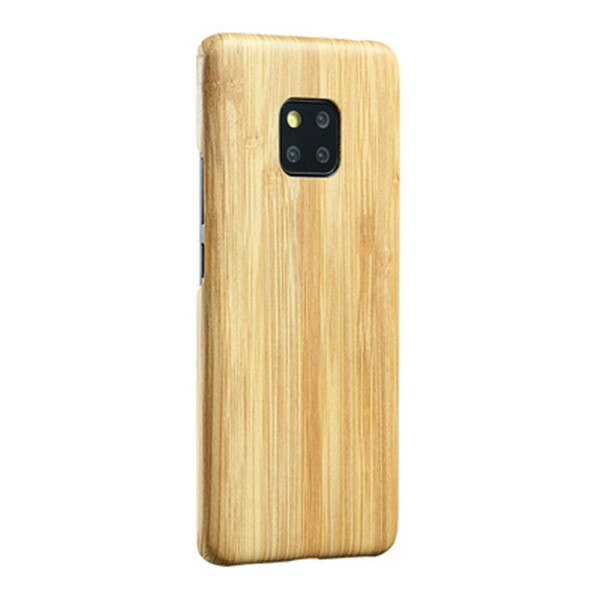 For Huawei Mate 20 X /Mate 20 Pro/Mate 20 Lite/Mate 30 walnut Enony Bamboo Wood Rosewood MAHOGANY Wooden Back Case Cover