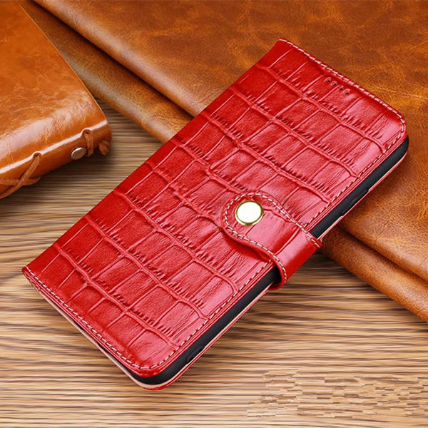 Crocodile Real Leather Case for iphone X XS XR XS Max Genuine Leather Case for Apple 7 8 Plus 11 Pro Max Flip Wallet Stand Cover
