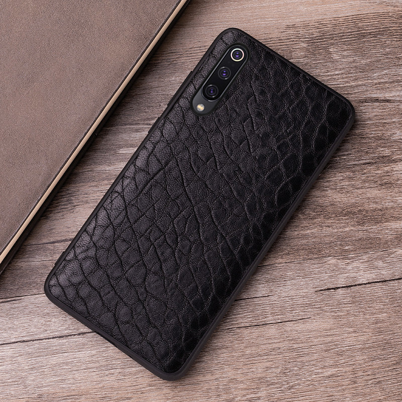 Phone Case For Xiaomi Note 10 9 se 9T A1 A2 A3 lite Poco F1 Max 3 Elephant texture For Redmi Note 5 6 6a 7 7a 8 Pro K30 Y3 Cover