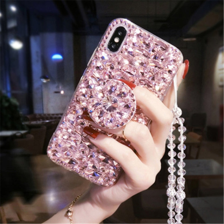 1Pcs Diamond Strap Phone Case For Nokia 1 2 3 5 6 7 8 9 Pureview 2.1 3.1 5.1 6.1 7.1 8.1 Plus 2018 2.2 3.2 4.2 X3 X5 X6 X7 X71