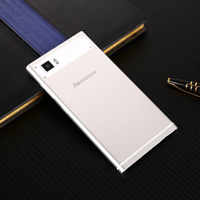 Lenovo Vibe Z2 Official Original Metal Cover Case for Lenovo Z2 Vibe Z2 Back Battery Cover Housing Replacement Parts Vibe Z2