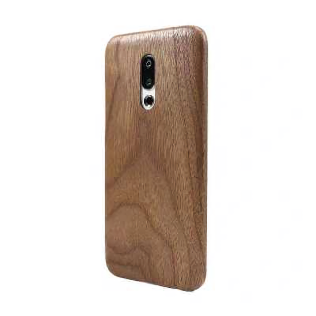 Natural Wooden phone case FOR meizu 16s Pro 16XS case cover black ice wood,Pomegranate wood,Walnut,Rosewood,bamboo