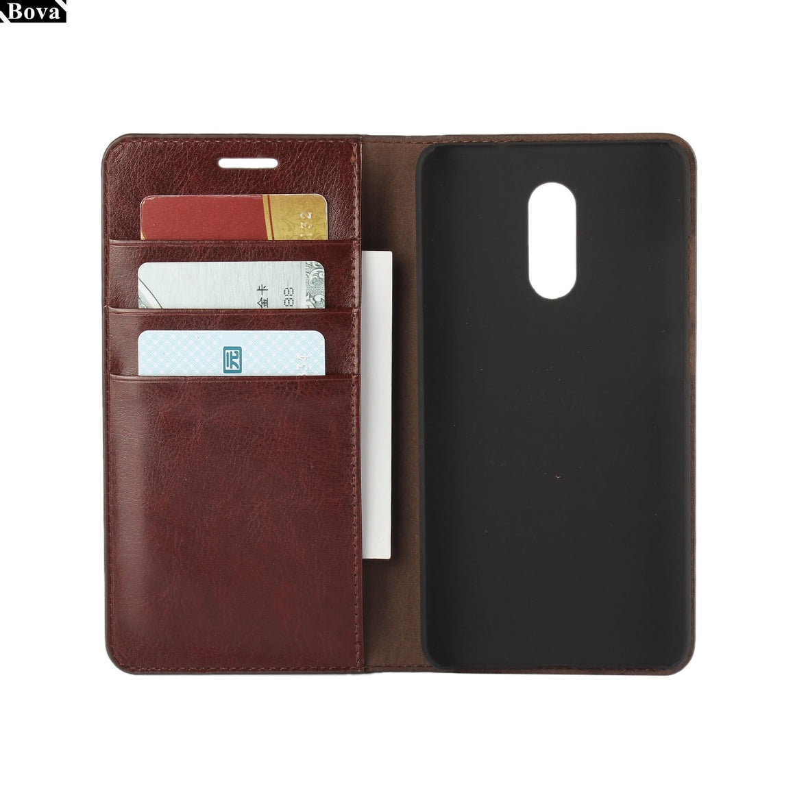 Deluxe Wallet Case For Xiaomi Redmi Pro premium leather Case Flip Cover Phone Bags (Xiaomi Redmi Pro is Dual cameras )