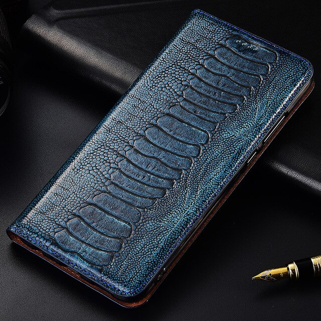 Luxury Stand Flip Case For Nokia X7 X71 3.2 4.2 5.1 1 8.1 Plus Cover Genuine Leather Phone Case