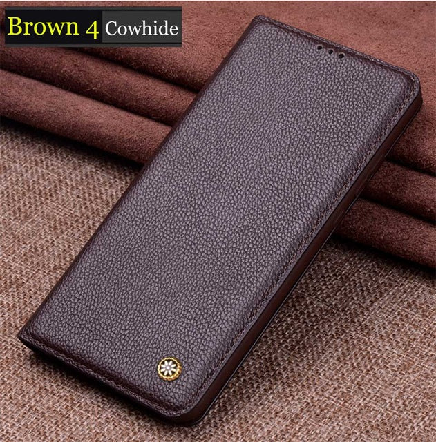 Genuine Leather Flip Case For LG G6 V40 THinq Cover Magnetic case For LG V20 Cases Leather Cover Phone Case Coque Fundas