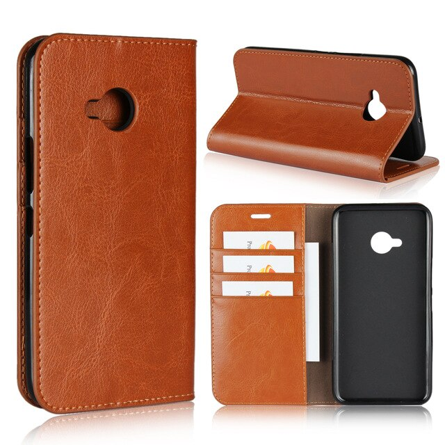 Deluxe Wallet Case For HTC U11 Life premium Pu leather Phone Case Flip Cover Holster Phone Bags