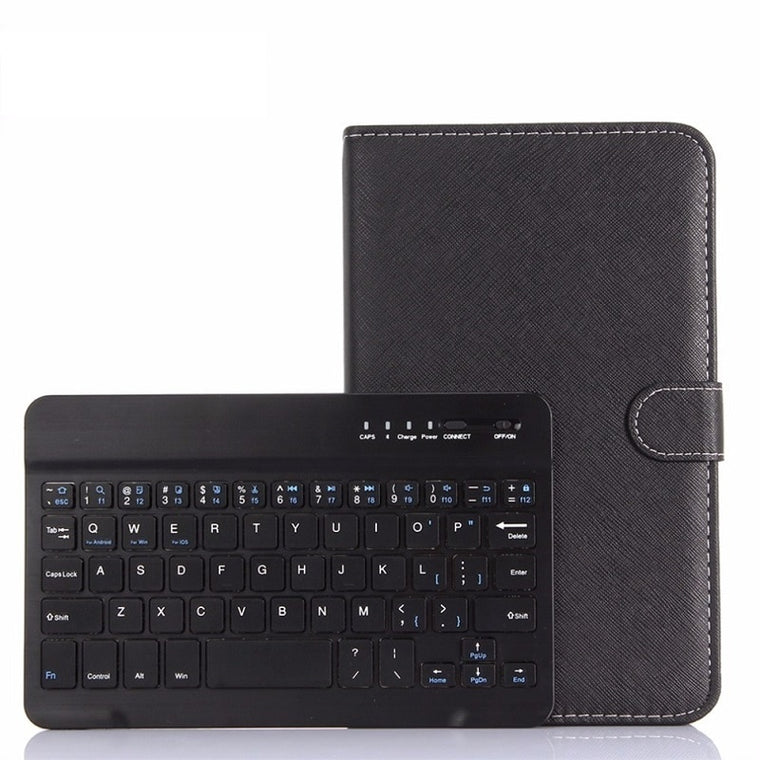 For Lenovo Z5s case Wireless Bluetooth Universal Keyboard Holster for 6.3inch Mobile Phone by free shipping