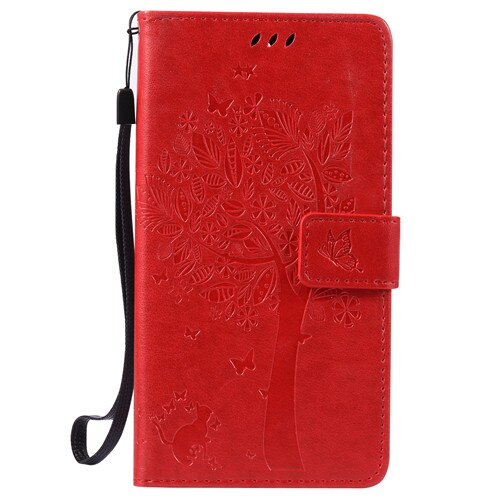 Wallet Leather Case For Microsoft Nokia Lumia 950 N950 Luxury 3D Embossed Phone Cover Flip Case with Stand Card Holder shell