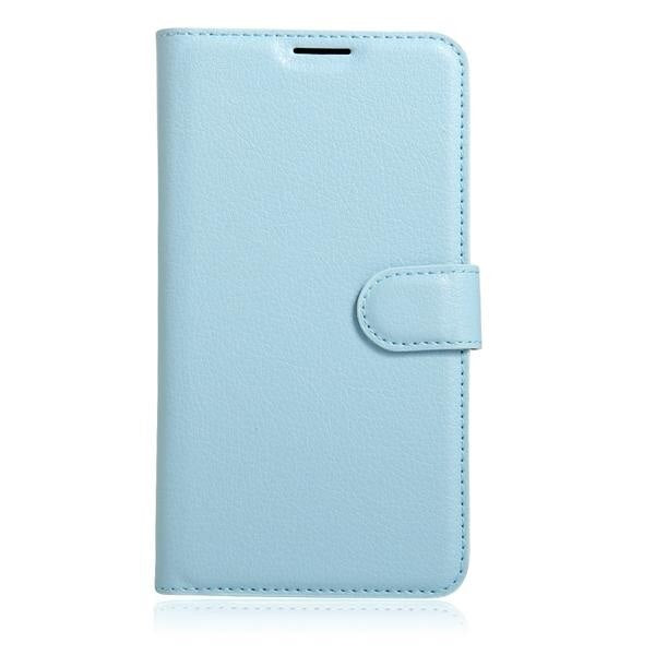 100pcs/lot Free shipping New Arrival Lychee Wallet Leather Case Stand With Card Holder For LG K5