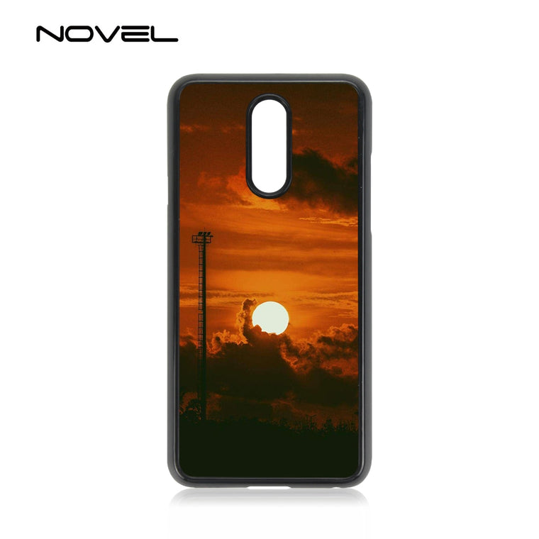 2D Sublimation Blank Phone Case PC,Heat transfer phone case For LG Q7 2018