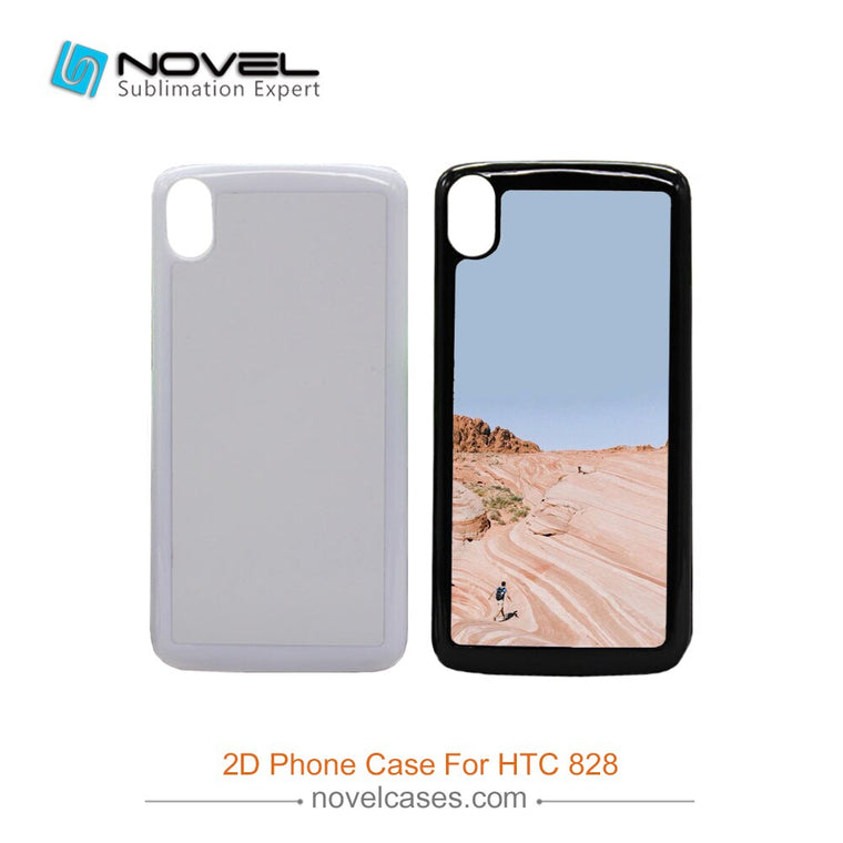 Sublimation 2D Mobile Phone Cover For HTC 828