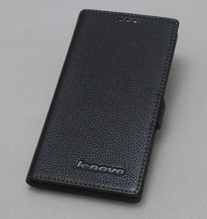 6 colors lenovo S960 case perfect fit Genuine leather flip case for lenovo S960 high quality case lenovo s960 quick shipping
