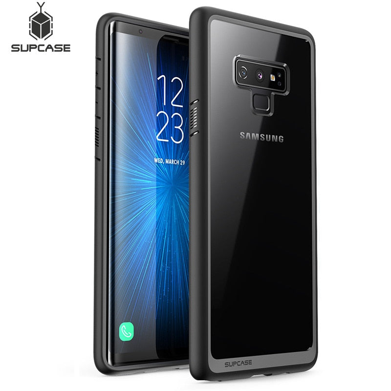 SUPCASE Cover For Samsung Galaxy Note 9 Case UB Style Premium Hybrid TPU Bumper Protective Clear Case For Note 9 2018 Release