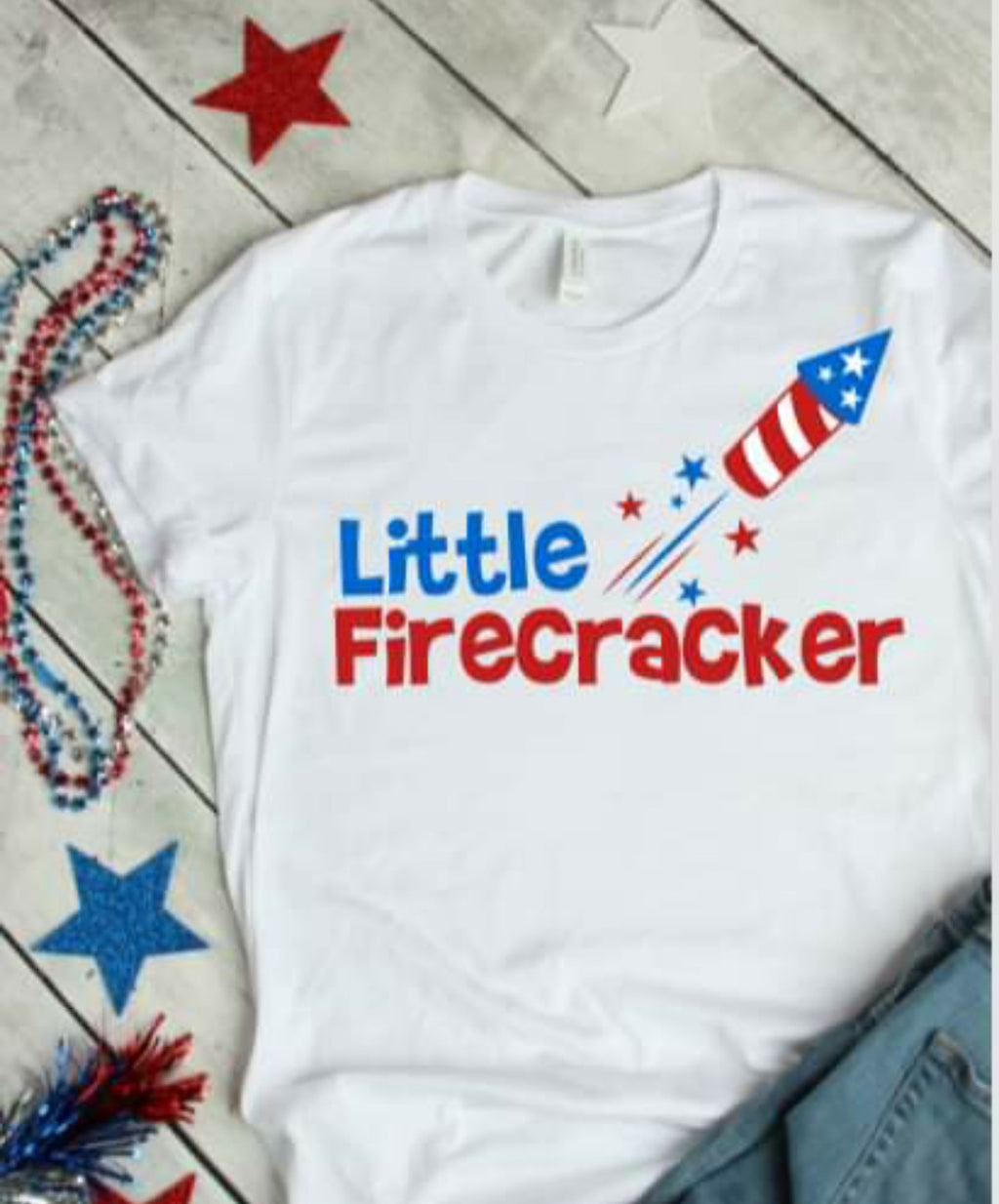 Little firecracker