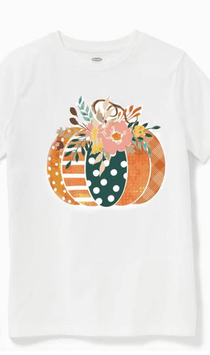 Floral Pumpkin MJ color