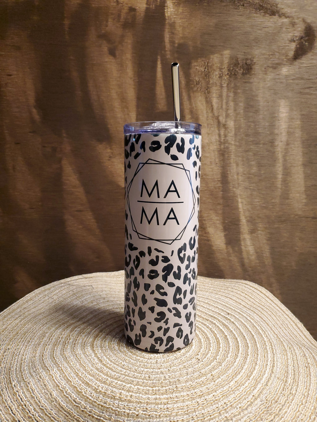 20oz Skinny tumbler MAMA,  sublimation