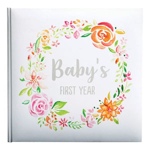 Baby's First Year - Floral