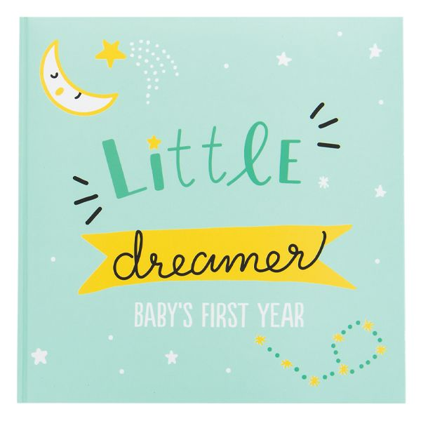 Baby's First Year Book - Little Dreamer