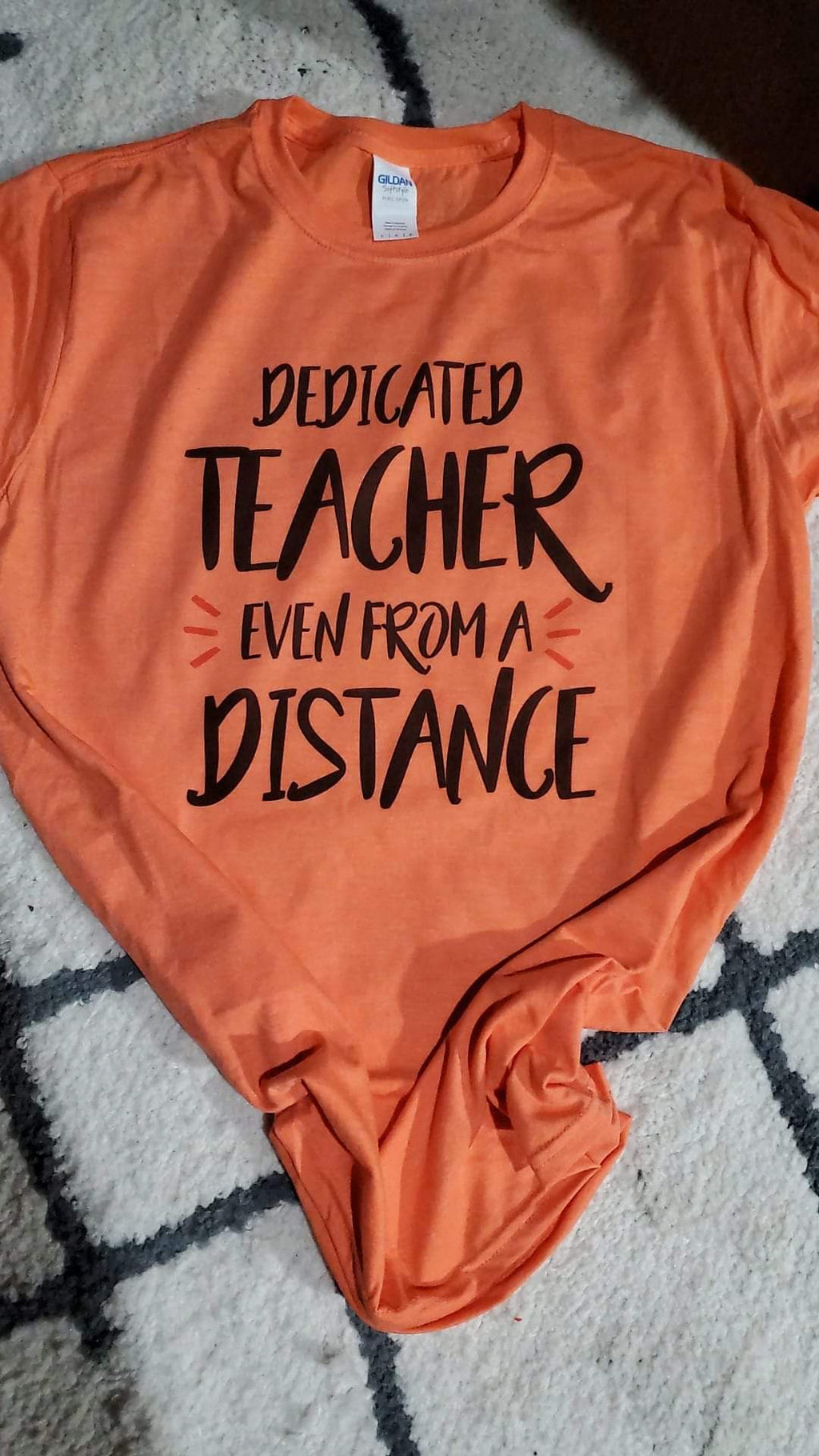 Teacher from a distance