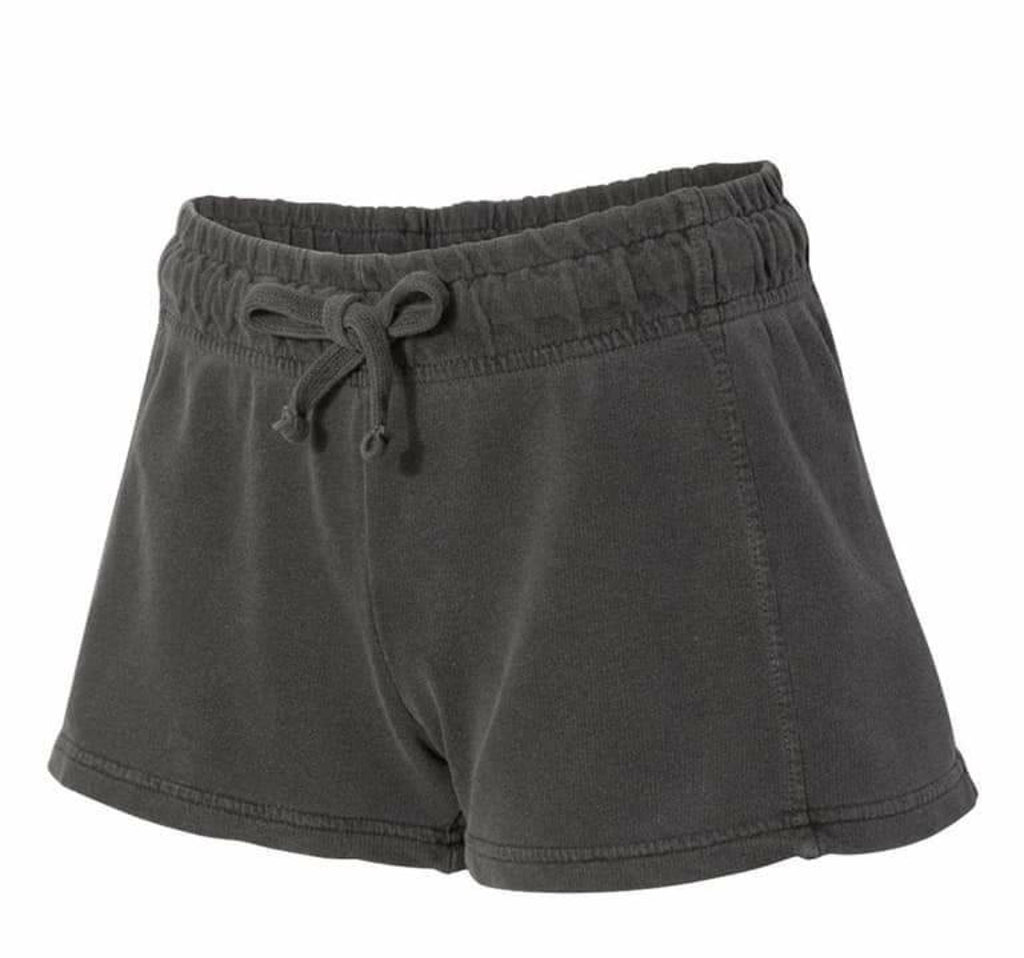 Comfy shorts plus personalization