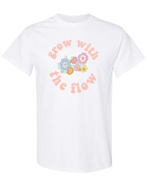 Grow With The Flow Tee- MJ Trunk Keepers Only!