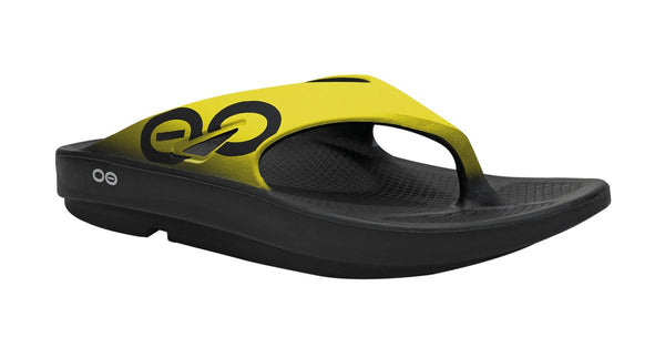 Oofos SPORT Thong - CHOOSE COLOUR & SIZE - Shoe Flip Flop Foam Support