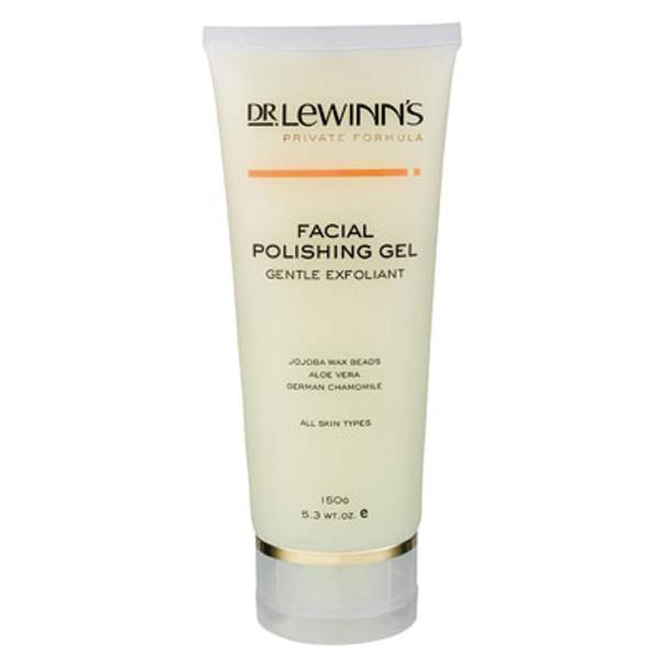 Dr. Lewinn's - Essentials Facial Polishing Gel 150g - Gentle Exfoliating Scrub