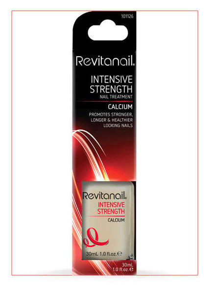 Revitanail -  Intensive Strength Nail Treatment with Calcium 30ml - Brand New