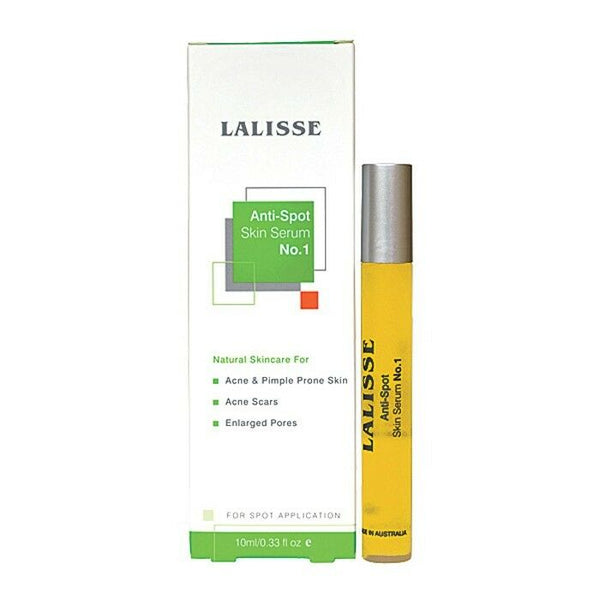 Lalisse - Clear Skin No. 1 Anti-Spot Skin Serum - 10ml - Natural Acne Treatment