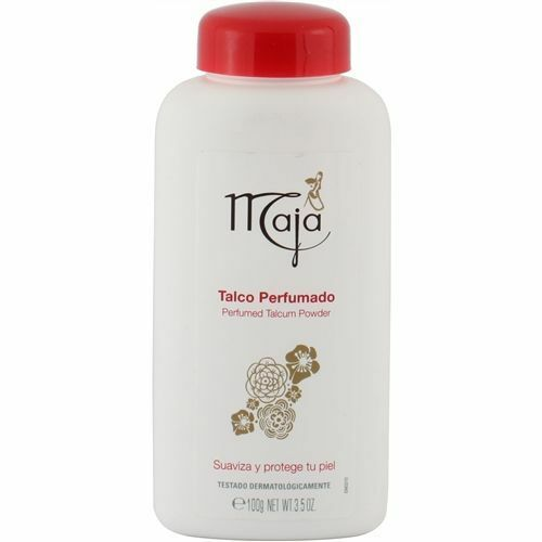 Maja - Perfumed Talc Fragranced Talcum Powder Womens 100g Bottle