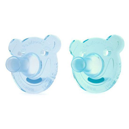 Avent -  Soothie 0-3 Month Dummy Newborn Pacifier CHOOSE COLOUR Baby Boy Girl