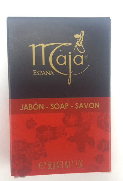 Maja Espana - Soap 50g -  Fragranced Moisturising Hand & Body Guest Bar
