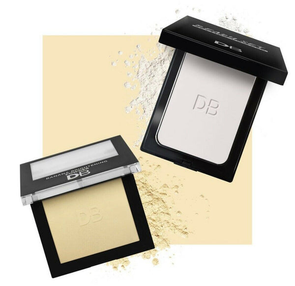 Designer Brands - Ready Set Setting Powder TRANSLUCENT Pressed Compact Makeup DB