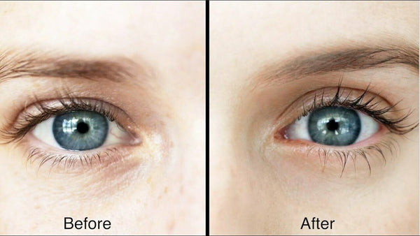 1000 Hour - Lash And Brow Dye 12 Applications Colour Shade NATURAL BLACK Eye