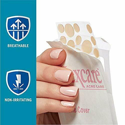 3M Nexcare - Acne Absorbing Cover Patches Absorbs Pus & Oil Contains 36 Patches