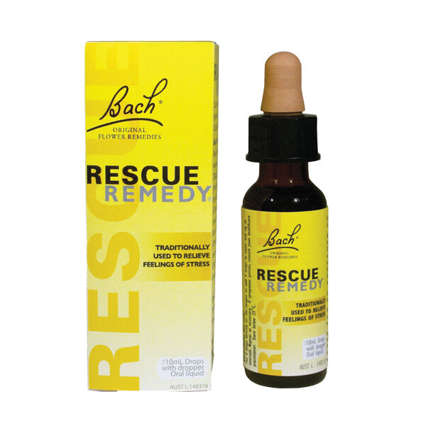 Rescue Remedy by Bach - Rescue Remedy Oral Drops From Stress - 10ml