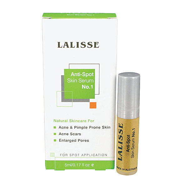 Lalisse - Clear Skin No. 1 Anti-Spot Skin Serum - 5ml - Natural Acne Treatment