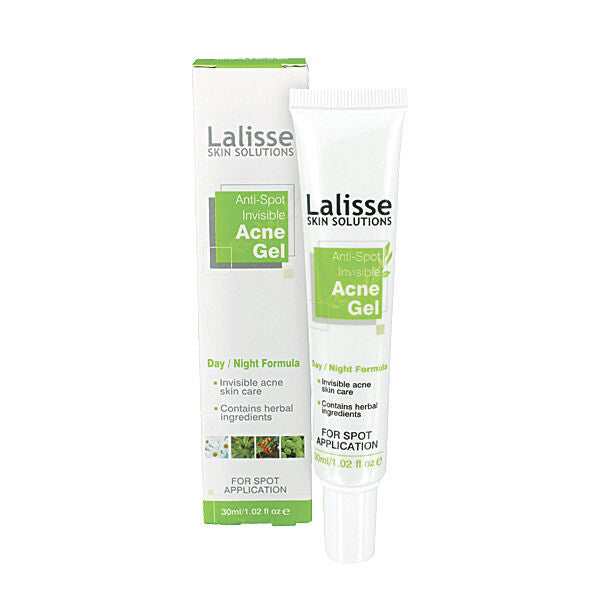 Lalisse - Anti Spot Invisible Acne Gel 30ml Natural Skin Pimple Scar Blemish