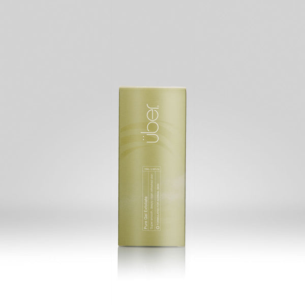 UBER - Pure Gel Exfoliate - CHOOSE SKIN TYPE - 70ml Facial Exfoliating