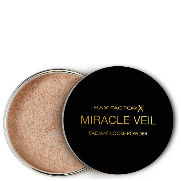 Max Factor - Miracle Veil Radiant Loose Powder 4g Face Foundation