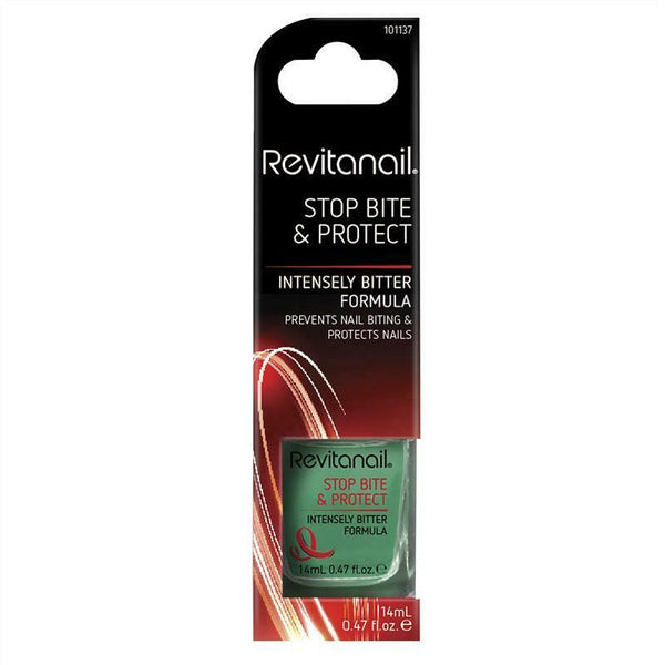Revitanail - Stop Bite & Protect With Cactus Extract Prevent Nail Biting 14ml