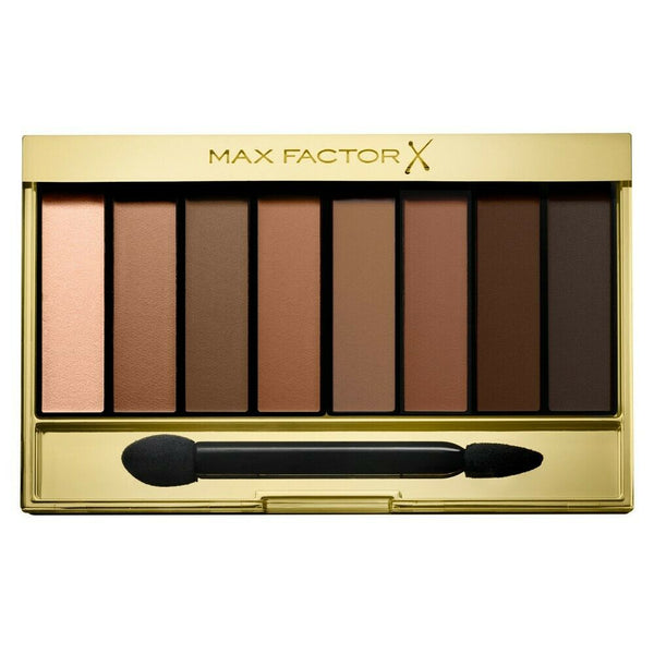 Max Factor - Masterpiece Nude Palette MATTE SANDS Eye Shadow 8 Colours