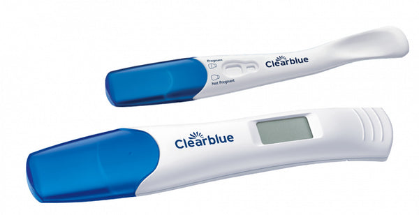 Clearblue - Triple Check & Date Combo Pack 3 Tests Digital Instream