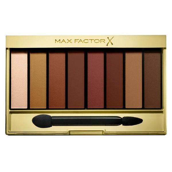 Max Factor - Masterpeice Nude Palette 07 MATTE SUNSET Eye Shadow 8 Colours