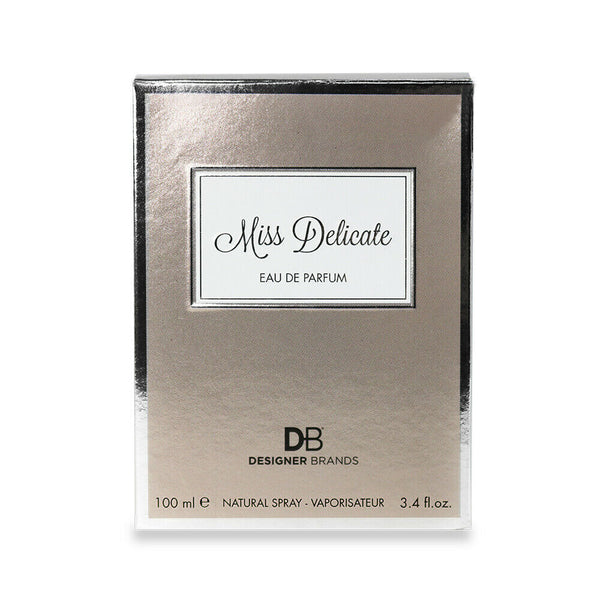 Designer Brands - Miss Delicate Eau De Parfum Womans Perfume 100ml EDP