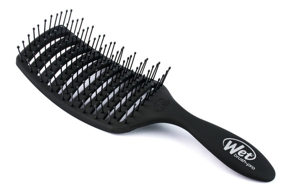 Wet Brush - Epic Professional Quick Blow Dry Hair Brush BLACK WetBrush Fast