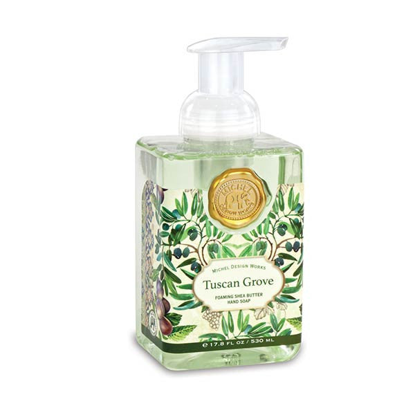 Michel Design Works - Foaming Shea Butter Hand Soap TUSCAN GROVE 530ml