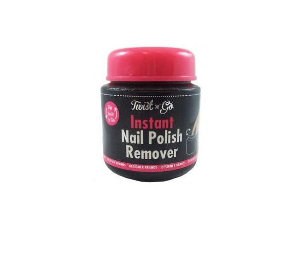Designer Brands - Twist 'n' Go Instant Nail Polish Remover Quick & Easy